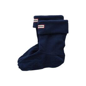 ハンター Hunter レディース ソックス インナー・下着【Short Boot Socks】Navy