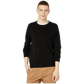ジェイクルー J.Crew メンズ ニット・セーター トップス【Cotton-Cashmere Pique Crewneck Sweater】Black