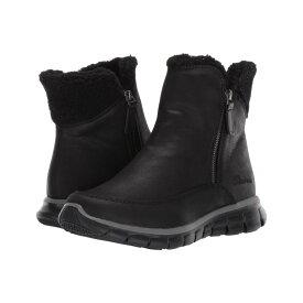 スケッチャーズ SKECHERS レディース ブーツ シューズ・靴【Synergy】Black/Black