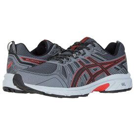 アシックス ASICS メンズ ランニング・ウォーキング シューズ・靴【GEL-Venture 7】Black/Classic Red