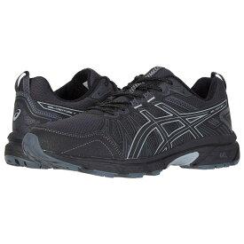 アシックス ASICS メンズ ランニング・ウォーキング シューズ・靴【GEL-Venture 7】Black/Sheet Rock