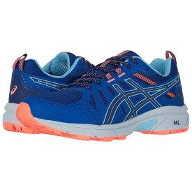 アシックス ASICS レディース ランニング・ウォーキング シューズ・靴【GEL-Venture 7】Blue Expanse/Heritage