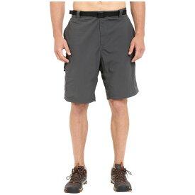 コロンビア Columbia メンズ ショートパンツ 大きいサイズ カーゴ ボトムス・パンツ【Big & Tall Silver Ridge Cargo Short (42-54)】Grill