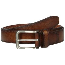 フォッシル Fossil メンズ ベルト 【Griffin Ombre Leather Belt】Cognac
