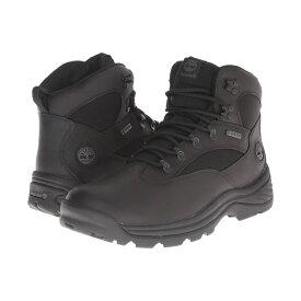 ティンバーランド Timberland メンズ ハイキング・登山 シューズ・靴【Chocorua Trail Mid Waterproof】Black