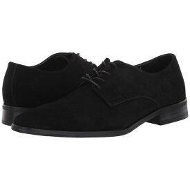 カルバンクライン Calvin Klein メンズ 革靴・ビジネスシューズ シューズ・靴【Ramses】Black Calf Suede
