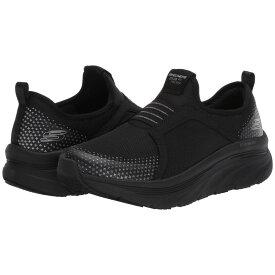 スケッチャーズ SKECHERS レディース スニーカー シューズ・靴【D'Lux Walker】Black