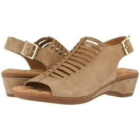 ウォーキング クレードル Walking Cradles レディース サンダル・ミュール シューズ・靴【Karina】Cipria Metallic Suede