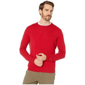 ジェイクルー J.Crew メンズ ニット・セーター トップス【Everyday Cashmere Crewneck Sweater in Solid】Moroccan Red