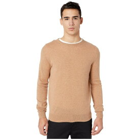 ジェイクルー J.Crew メンズ ニット・セーター トップス【Everyday Cashmere Crewneck Sweater in Solid】Heather Toffee