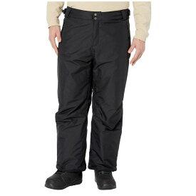 コロンビア Columbia メンズ スキー・スノーボード 大きいサイズ ボトムス・パンツ【Big & Tall Ride On(TM) Pants】Black