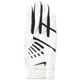 ナイキ Nike レディース ゴルフ グローブ【Dura Feel IX Right Hand Golf Gloves】Pearl White/Black/Black