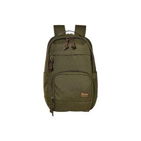 フィルソン Filson レディース バックパック・リュック バッグ【Dryden Backpack】Otter Green