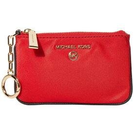 マイケル コース MICHAEL Michael Kors レディース カードケース・名刺入れ 【Jet Set Charm Extra Small Key Card Case】Bright Red Multi