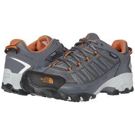 ザ ノースフェイス The North Face メンズ ランニング・ウォーキング シューズ・靴【Ultra 109 Waterproof】Zinc Grey/Burnt Orange
