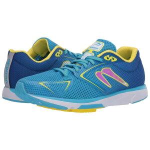 ニュートンランニング Newton Running レディース ランニング・ウォーキング シューズ・靴【Distance 9】Laguna/Yellow