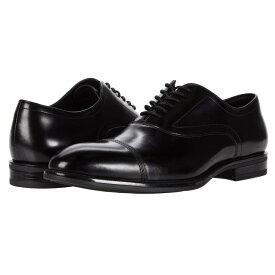 ケネス コール Kenneth Cole New York メンズ 革靴・ビジネスシューズ レースアップ シューズ・靴【Futurepod Lace-Up Cap Toe】Black