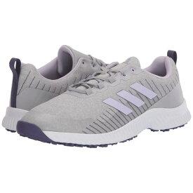 アディダス adidas Golf レディース ゴルフ シューズ・靴【Response Bounce 2 SL】Footwear White/Purple Tint/Grey Two