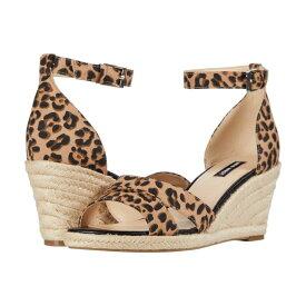 ナインウエスト Nine West レディース エスパドリーユ ウェッジソール サンダル・ミュール シューズ・靴【Jabrina Espadrille Wedge Sandal】Natural Multi