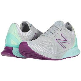 ニューバランス New Balance レディース ランニング・ウォーキング シューズ・靴【Fuelcell Echo】Light Aluminum/Bali Blue