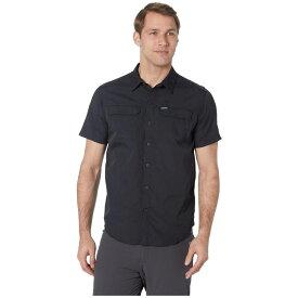コロンビア Columbia メンズ 半袖シャツ トップス【Silver Ridge 2.0 Short Sleeve Shirt】Black