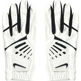 ナイキ Nike レディース ゴルフ 2点セット グローブ【Dura Feel IX 2-Pack Regular Right Hand Golf Gloves】Pearl White/Black/Black