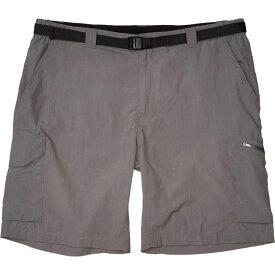 コロンビア Columbia メンズ ショートパンツ 大きいサイズ カーゴ ボトムス・パンツ【Big & Tall Silver Ridge Cargo Short (42-54)】City Grey