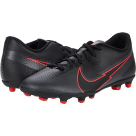 ナイキ Nike レディース サッカー シューズ・靴【Vapor 13 Club FG/MG】Black/Black/Dark Smoke Grey
