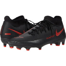 ナイキ Nike レディース サッカー シューズ・靴【Phantom GT Academy DF FG/MG】Black/Chile Red/Dark Smoke Grey