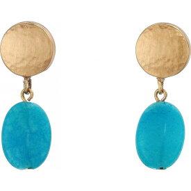 ブライトン Brighton レディース イヤリング・ピアス ドロップピアス ジュエリー・アクセサリー【Mediterranean Post Drop Earrings】Turquoise