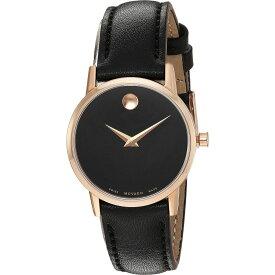 モバード Movado レディース 腕時計 【Core Museum Classic - 0607276】