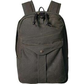 フィルソン Filson レディース バックパック・リュック バッグ【Journeyman Backpack】Otter Green