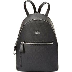 ラコステ Lacoste レディース バックパック・リュック バッグ【Daily Classic Backpack】Black