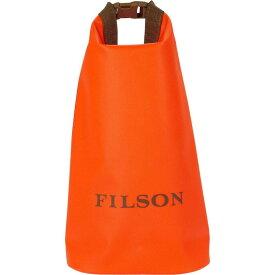 フィルソン Filson レディース バッグ 【Dry Bag - Small】Flame