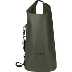 フィルソン Filson レディース バッグ 【Dry Bag - Large】Green
