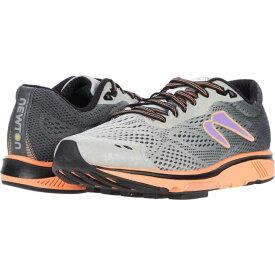 ニュートンランニング Newton Running レディース ランニング・ウォーキング シューズ・靴【Gravity 9】Grey/Peach