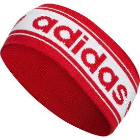 アディダス adidas Originals レディース ヘアアクセサリー ヘッドバンド【Originals Sport Headband】Scarlet/White