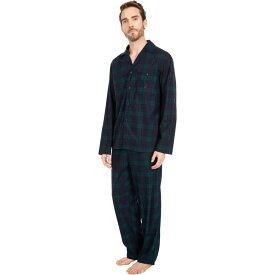 ノーティカ Nautica メンズ パジャマ・上下セット インナー・下着【Sleep Pants Set】Emerald Yard
