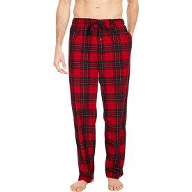 ノーティカ Nautica メンズ パジャマ・ボトムのみ インナー・下着【Sleep Pants】Nautica Red