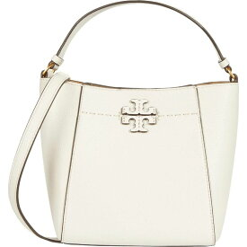 トリー バーチ Tory Burch レディース バッグ バケットバッグ【McGraw Small Bucket Bag】New Ivory