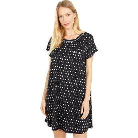 ケイト スペード Kate Spade New York レディース パジャマ・トップのみ インナー・下着【Brushed Jersey Sleepshirt】Mini Moons