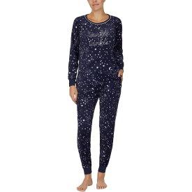 ケイト スペード Kate Spade New York レディース パジャマ・上下セット インナー・下着【Stretch Velour Jogger Pajama Set】Stardust