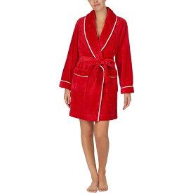 ケイト スペード Kate Spade New York レディース ガウン・バスローブ インナー・下着【Chenille Wrap Robe】Charm Red
