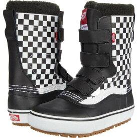 ヴァンズ Vans メンズ シューズ・靴 【Standard V MTE】Checkerboard/Black