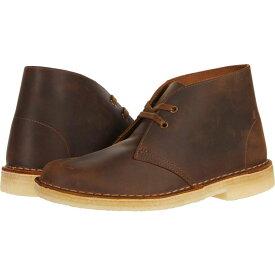 クラークス Clarks レディース ブーツ シューズ・靴【Desert Boot】Beeswax 1