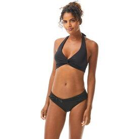 ケイト スペード Kate Spade New York レディース トップのみ トップス 水着・ビーチウェア【Palm Beach Knotted Halter Bikini Top w/ Removable Soft Cups】Black
