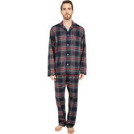 ラルフ ローレン Polo Ralph Lauren メンズ パジャマ・上下セット インナー・下着【Flannel Long Sleeve PJ Top & Classic PJ Pants】Cooper Plaid