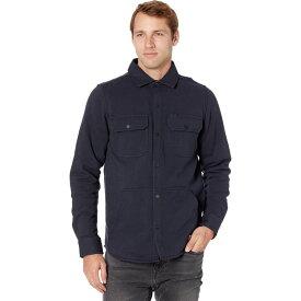 ティンバーランド Timberland PRO メンズ フリース シャツジャケット トップス【Mill River Fleece Shirt Jacket】Dark Navy