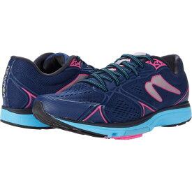 ニュートンランニング Newton Running レディース ランニング・ウォーキング シューズ・靴【Fate 6】Indigo/Blue