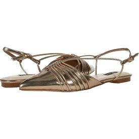 ナインウエスト Nine West レディース スリッポン・フラット シューズ・靴【Aida】Bronze